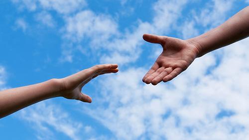 Βοηθήστε ο ένας τον άλλον